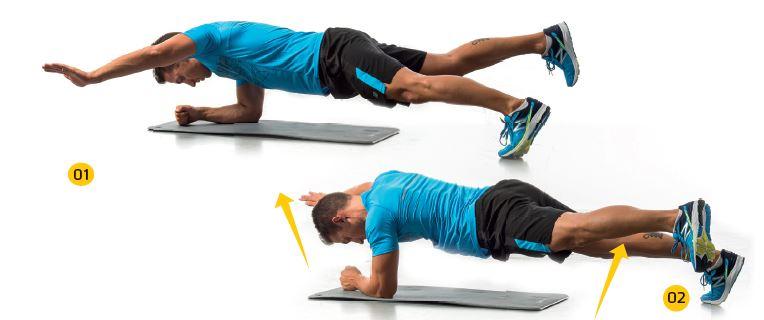 7 nuevas formas de hacer planchas