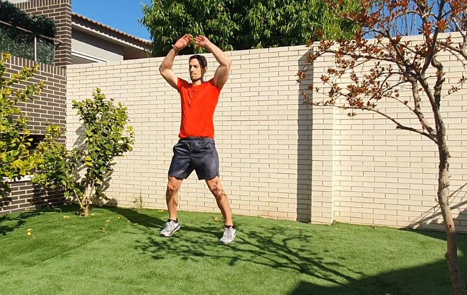 Yo entreno en casa /Día 17 HIT con el propio cuerpo