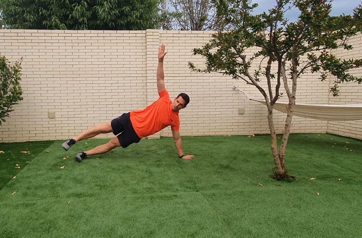 Yo entreno en casa / Día 30 : Fuerza y Salud