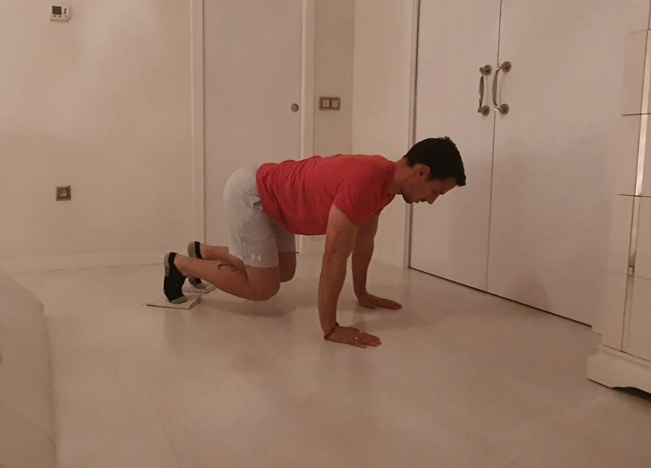 Yo entreno en casa / Día 31 : Rutina con trapos avanzada