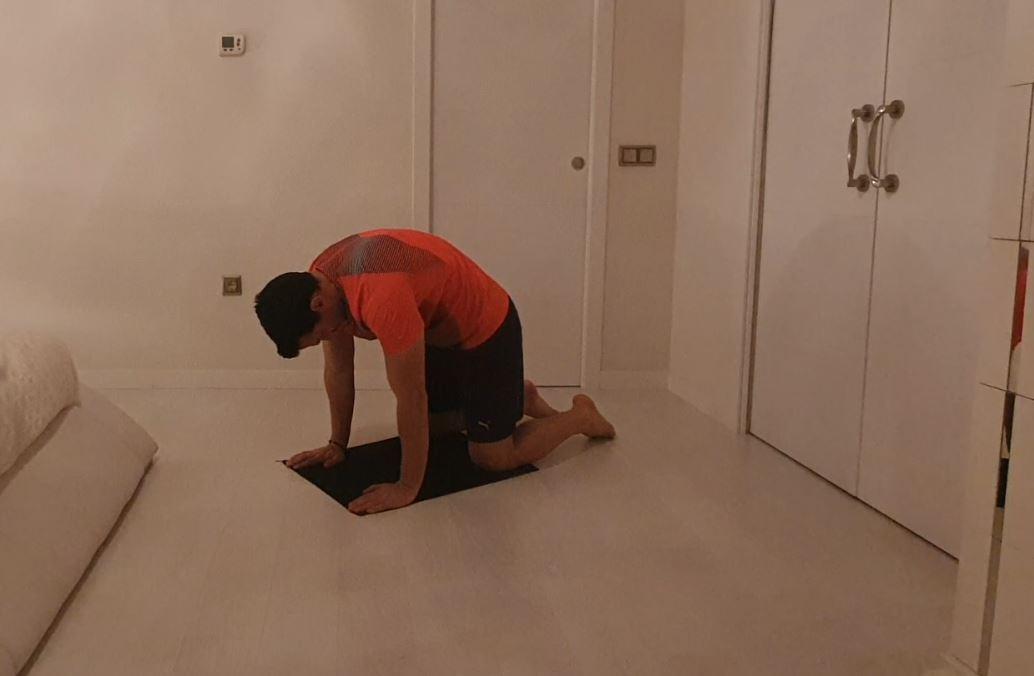 Yo entreno en casa / Día 32: Evita dolores de espalda