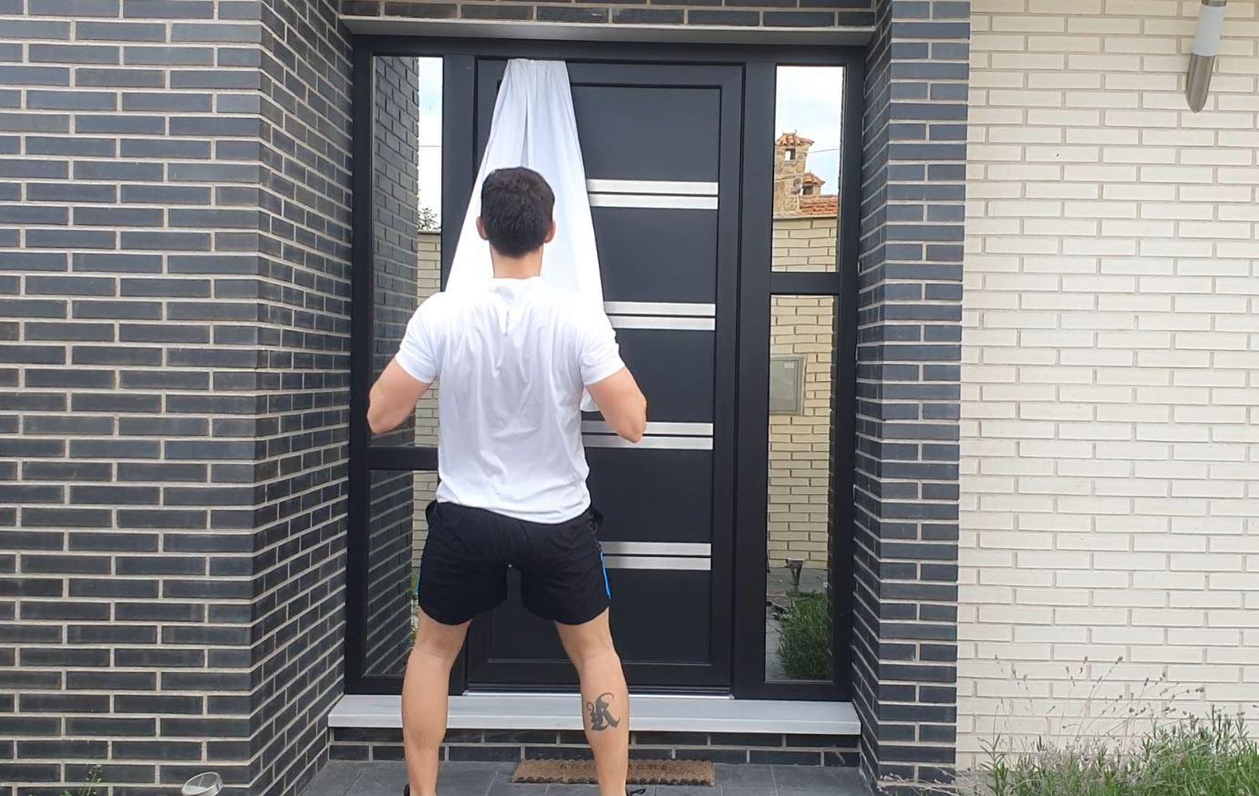 Yo entreno en casa / Día 35: Entrenamiento en suspensión