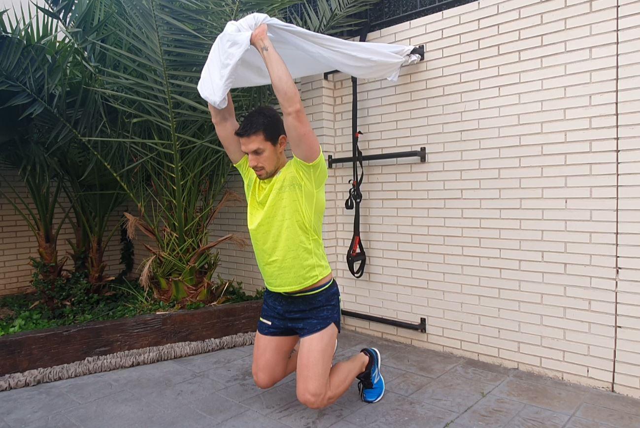 Yo entreno en casa / Día 40: Fuerza y algo más con TRX (STS)